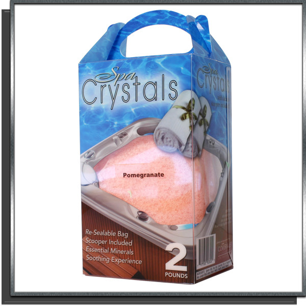 Spa Crystals Grenade 910gr