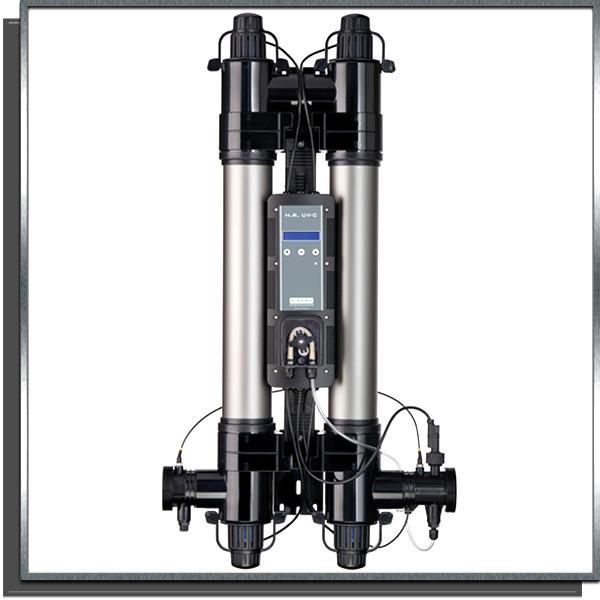 Stérilisateur UV Hight Reflection 110 W avec pompe doseuse ELECRO