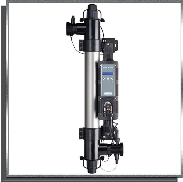 Stérilisateur UV Hight Reflection 55 W avec pompe doseuse ELECRO