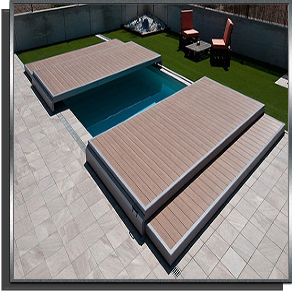 Terrase Deckwell 8 x 4m