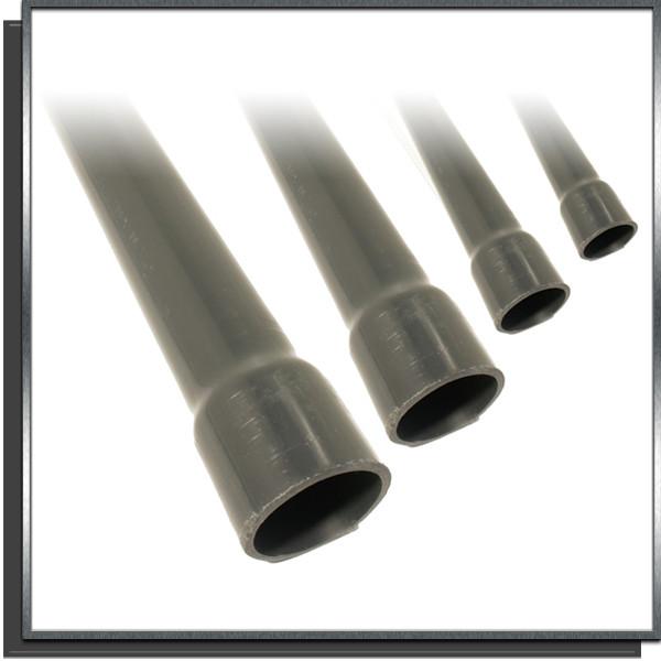 Tuyau PVC rigide Ø50 PN16 le ml