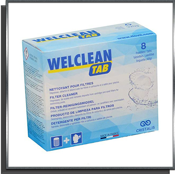 Welclean Tab Spa Weltico pastille