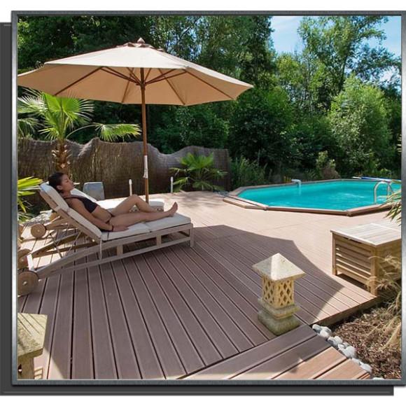 piscine azteck zodiac ovale hors sol pas cher cot eau. Black Bedroom Furniture Sets. Home Design Ideas