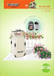 Catalogue Claber